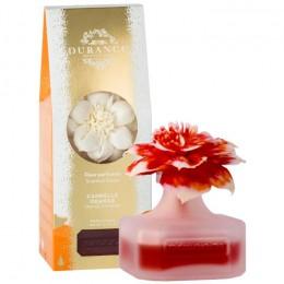 Апельсин и корица диффузор-цветок (красный) 100мл