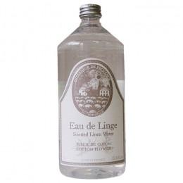 Парфюмированная вода для отглаживания белья Цветок хлопка 1л.